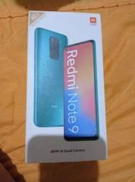 Título do anúncio: Redmi Note 9