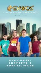 Camisas Ekwos é bonés a marca que veste os artistas