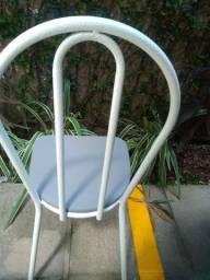 Mesa é cadeiras Extra