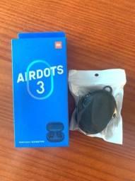 Vendo fone sem fio Redmi Airdots 3 Original + Case