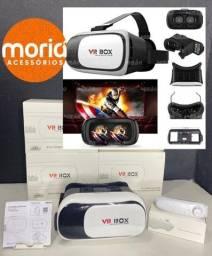 Óculos VR BOX 3D de realidade virtual