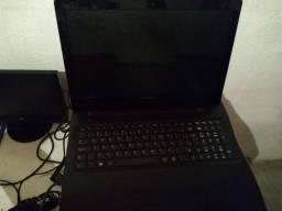 Notebook Lenovo g50-80 com placa mãe