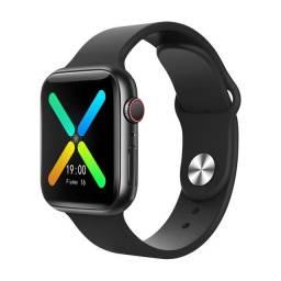 Promoção Relógio Inteligente Smartwatch Iwo X8 + Película De Brinde