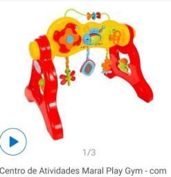 Centro de atividade para bebês.
