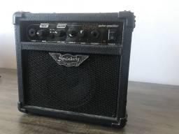 Título do anúncio: Amplificador Cubo Para Guitarra Strinberg Sg15 12w Overdrive