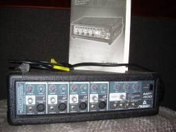 Misturador de Som de 04 canais Peavey