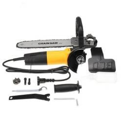 Esmerilhadeira  750w 110v +Adaptador (Eletrosserra)