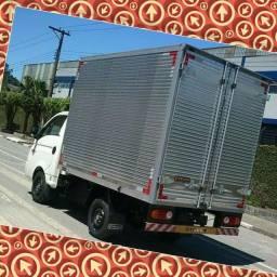 Título do anúncio: Mudança Frete Caminhão Baú HR Goiás,Minas Gerais, Mato Grosso etc