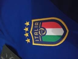 Camisa seleção italiana