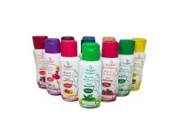 Sabonetes Líquido Íntimo Aromas 200ml Caixa C/ 12 Unidades