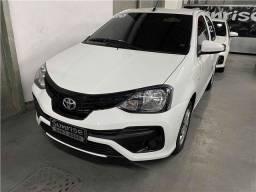 Título do anúncio: Toyota Etios X 1.3 2020 só 17.000 km !