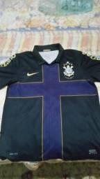 Título do anúncio: Camiseta Corinthians 9 - Authentico Nike.