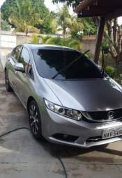 Civic Lxr - 2014