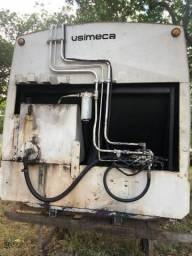 Coletor de lixo usimeca 19 Metros ano 2011 bem conservado