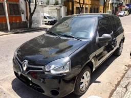 Renault Clio 2015 Com AR - 2015