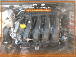 Motor Parcial Renault Sandero 2016/17 2.0 150cv Flex