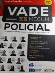Vade Mecum Policial 2019 Atualizado em Julho