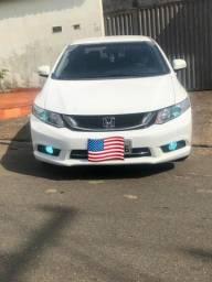 Honda Civic 2014-15 Lxr 2.0 flexone - 2014