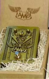 Pedal (s) AMB Alef Bronze e AMB Ouro