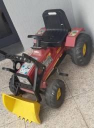 Mini Trator com pedal