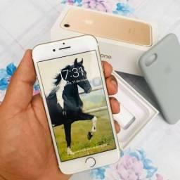 IPhone 7 Gold Vendo ou Troco