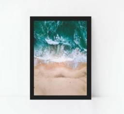 Quadro Decorativo Mar