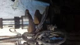 Motor scania 112 hs/87 desmontado/pecas