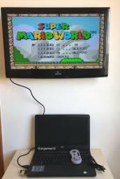 Super nintendo Portátil com 1300 jogos - Conectou, jogou - 5 Unidades disponíveis
