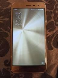 Zenfone 3 - Modelo ZE520KL - Dourado