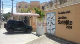 Apartamento para alugar com 2 dormitórios em Cidade satélite, Natal cod:LA-11029