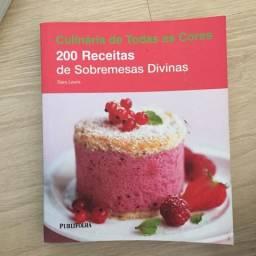 Livro de Sobremesas