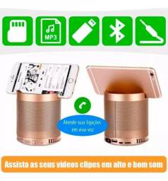 Caixa De Som Multifuncional Wireless Speaker Smartphone Bluetooth Usb Wpp: *
