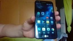 Celular LG k10 novo 32 gigas de memória tela de 5.5 polegadas