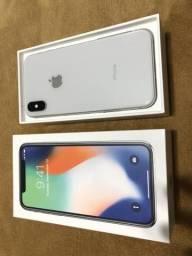 Vendo IPhone XS 256, cinza, perfeito estado, opcionais zerados!!!