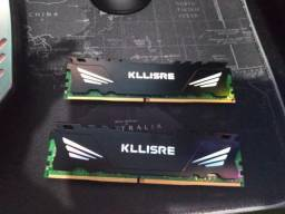 Vendo Memoria Ram DDR3 2X8Gb 1600mhz Novas