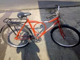 Vendo uma bicicleta ( Monark ) toda boa sem nada pra fazer.wats *
