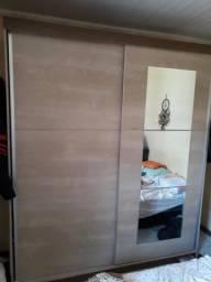 Guarda roupas casal mdf (armário, roupeiro)