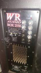 Caixa de som WR
