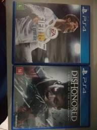 2 jogos de PS4