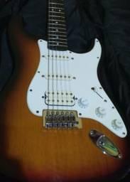 Squier Fender zerada com bag luxo AVS