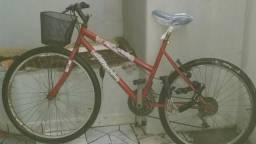 Bicicleta 18 marchas aro 26 Oportunidade