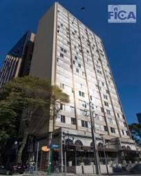 Apartamento com 4 dormitórios à venda, 154 m² por r$ 480.000 - centro - curitiba/pr