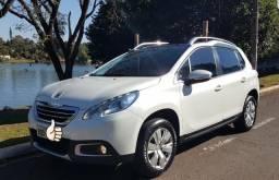Peugeot 2008 ano 2016 (troco - valor) - 2016