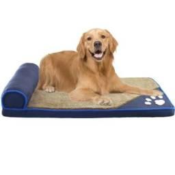 Cama Macia com Travesseiro para todos os tipos de cachorro