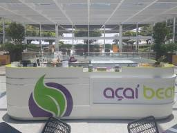 Vende-se estrutura de quiosque de Açaí