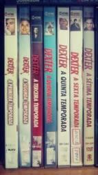 Vendo Coleção Dexter original