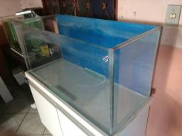Aquario de 200 litros!