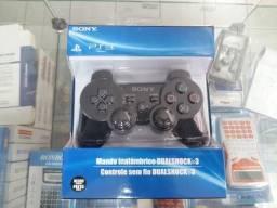 Controle sony Playstation 3 - Entrega gratis