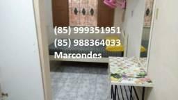 Suítes, quitinetes e quartos mobiliados na Varjota Fortaleza com água, luz e wifi grátis