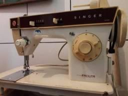 Maquina de contura singer
